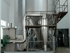 Troubleshooting of spray drying tower system