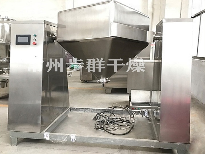 FZH series square cone mixer